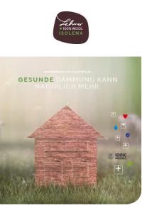 ISOLENA Broschüre